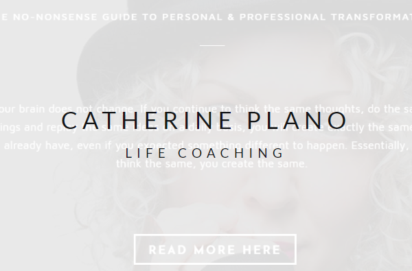 catherine plano life coaching
