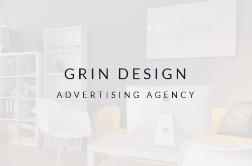 grin design advertising agency