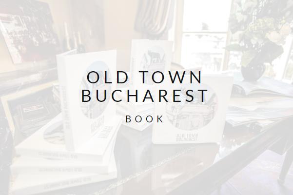 old town bucharest book